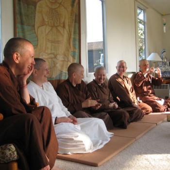 Nuns' meeting, Amaravati