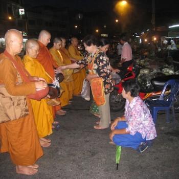 Market at Chonburi, Thailand, Mar 2012