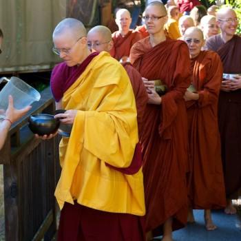 Bhikkhuni Ordination, Spirit Rock, Oct 2011