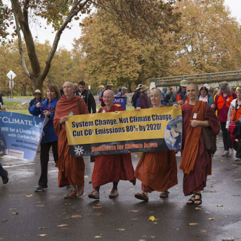 Sacramento Interfaith Climate March