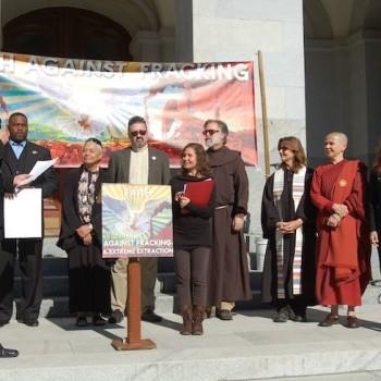 Faith Against Fracking, Sacramento