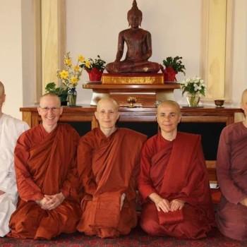 Visiting Sati Saraniya Hermitage, Ontario, Canada