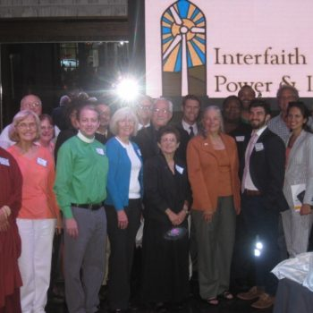 Interfaith Power & Light ~ A Religious Response to Global Warming