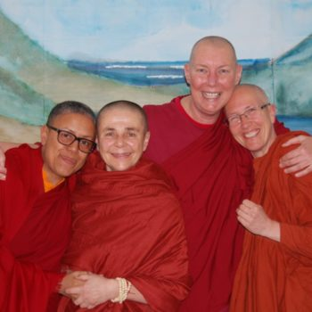 Our Vajrayana sisters