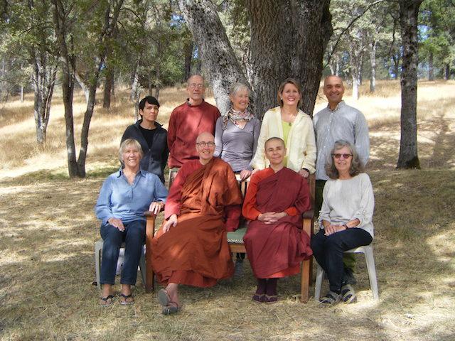 Saranaloka Board Retreat