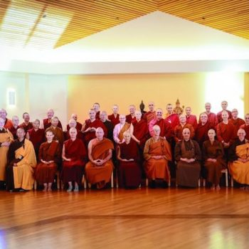 24th Western Buddhist Monastic Gathering, at Spirit Rock