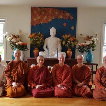 Karuna Buddhist Vihara Buddha Blessing