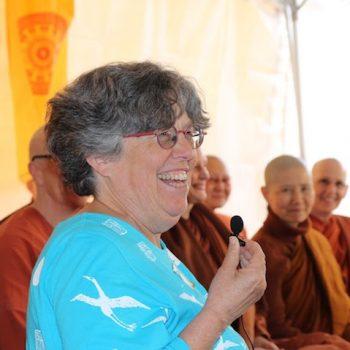 Founding board president Jill Boone