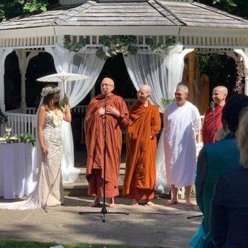 Isa & Tom's Wedding Blessing