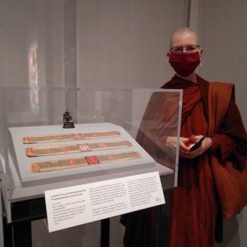 Prajna Paramita Sutra at the Asian Art Museum, SF